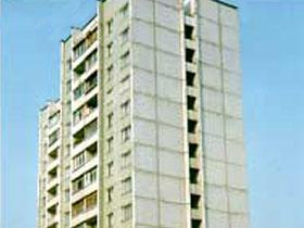Окна, устанавливаемые в шестнадцатиэтажные дома серии п42, п.